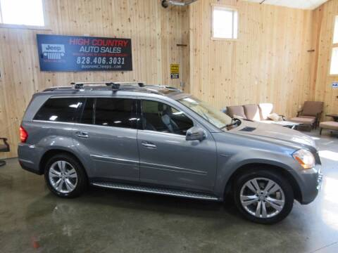 2011 Mercedes-Benz GL-Class for sale at Boone NC Jeeps-High Country Auto Sales in Boone NC