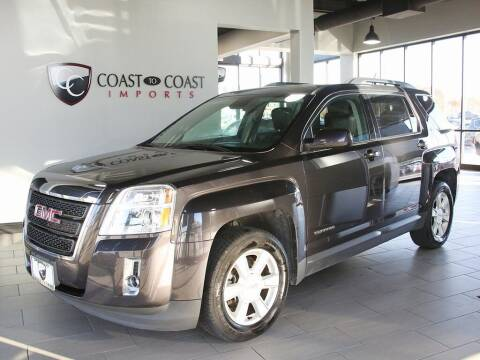 2013 GMC Terrain for sale at Coast to Coast Imports in Fishers IN