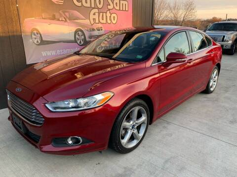 2014 Ford Fusion for sale at Euro Auto in Overland Park KS