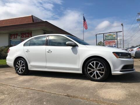 2017 Volkswagen Jetta for sale at Rock & Roll Motors in Baton Rouge LA