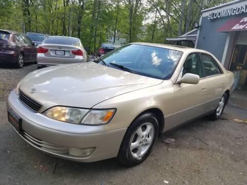 1999 Lexus ES 300 for sale at Bloomingdale Auto Group in Bloomingdale NJ