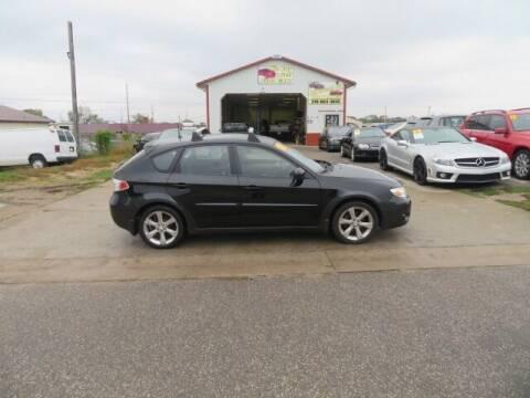 2008 Subaru Impreza for sale at Jefferson St Motors in Waterloo IA