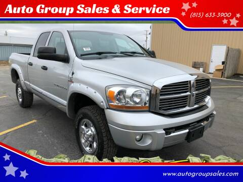 2006 Dodge Ram Pickup 2500 for sale at Auto Group Sales in Roscoe IL