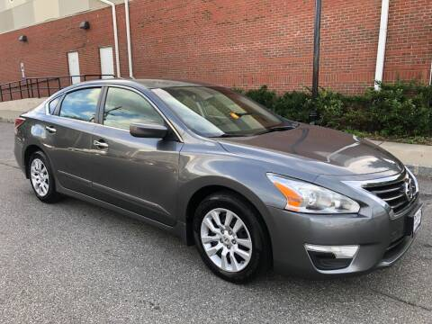 2015 Nissan Altima for sale at Imports Auto Sales Inc. in Paterson NJ