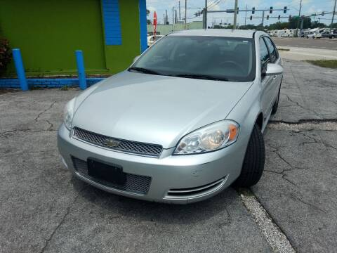 2012 Chevrolet Impala for sale at Autos by Tom in Largo FL