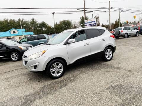 2011 Hyundai Tucson for sale at New Wave Auto of Vineland in Vineland NJ