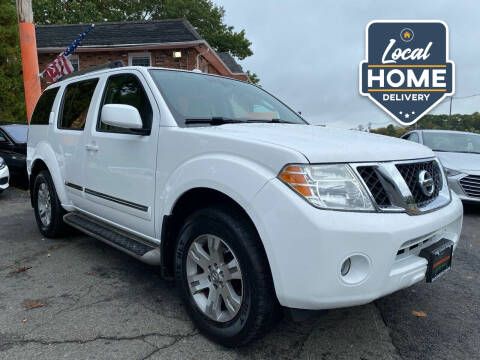 2011 Nissan Pathfinder for sale at Bloomingdale Auto Group - The Car House in Butler NJ