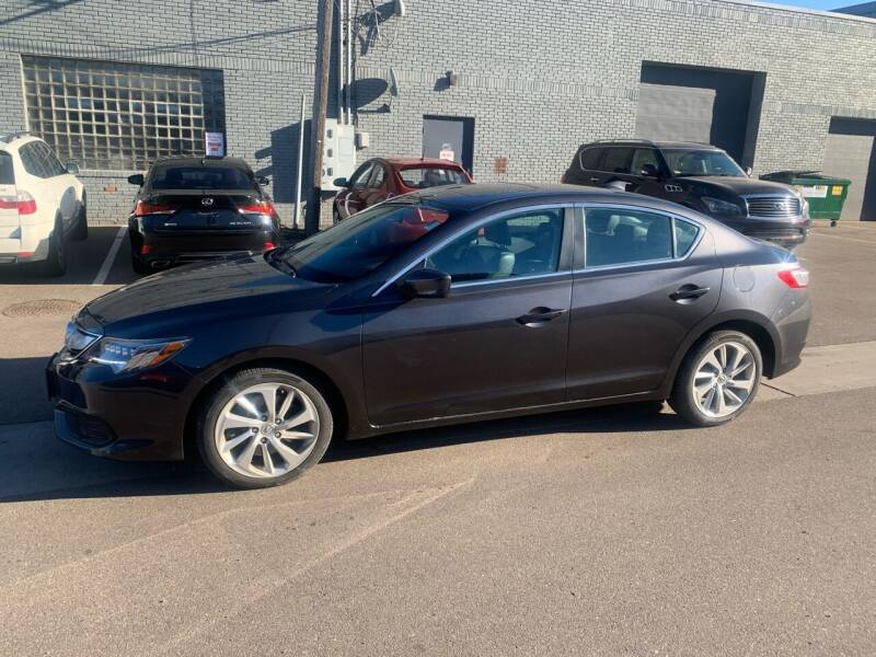 2016 Acura ILX for sale at The Car Buying Center in Saint Louis Park MN