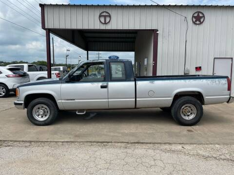 1989 Chevrolet C/K 2500 Series for sale at Circle T Motors INC in Gonzales TX