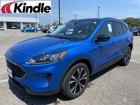 2021 Ford Escape for sale at Kindle Auto Plaza in Middle Township NJ