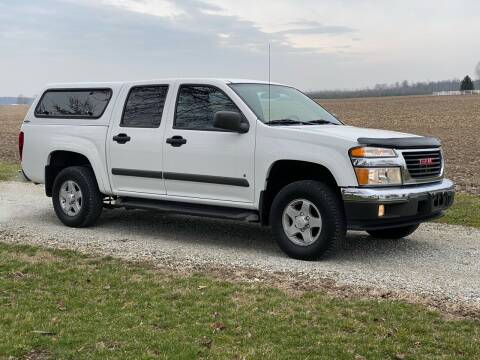 2006 GMC Canyon for sale at CMC AUTOMOTIVE in Roann IN
