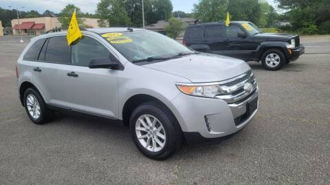 2013 Ford Edge for sale at CarsPlus in Scottsboro AL