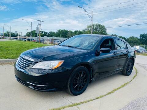 2013 Chrysler 200 for sale at Xtreme Auto Mart LLC in Kansas City MO