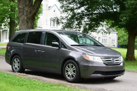 2013 Honda Odyssey for sale at Digital Auto in Lexington KY