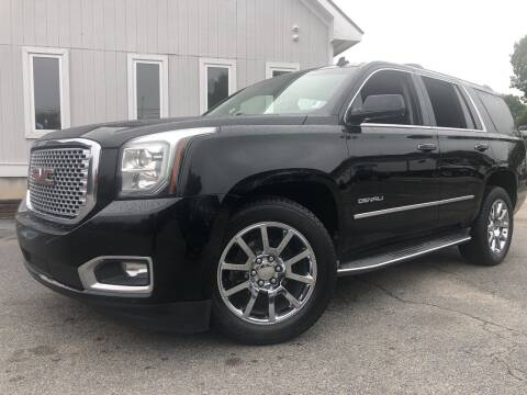 2015 GMC Yukon for sale at Beckham's Used Cars in Milledgeville GA