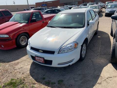 2007 Chevrolet Impala for sale at Buena Vista Auto Sales: Extension Lot in Storm Lake IA