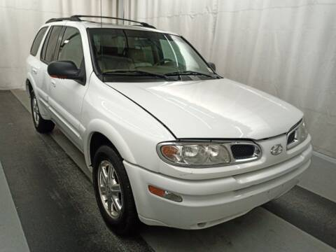 2003 Oldsmobile Bravada for sale at Horne's Auto Sales in Richland WA