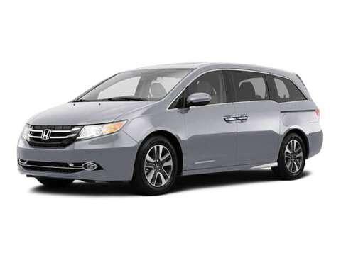 2015 Honda Odyssey for sale at BORGMAN OF HOLLAND LLC in Holland MI