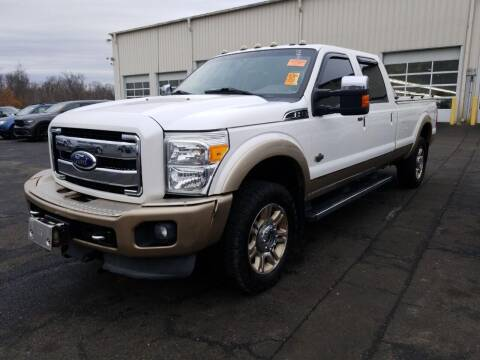 2011 Ford F-350 Super Duty for sale at Cj king of car loans/JJ's Best Auto Sales in Troy MI