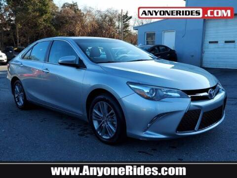 2017 Toyota Camry for sale at ANYONERIDES.COM in Kingsville MD