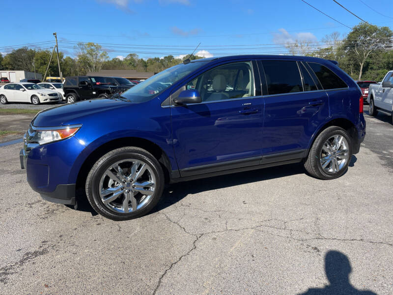 2014 Ford Edge for sale at Adairsville Auto Mart in Plainville GA