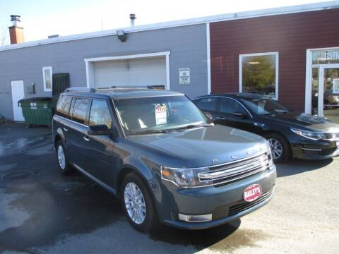2016 Ford Flex for sale at Percy Bailey Auto Sales Inc in Gardiner ME