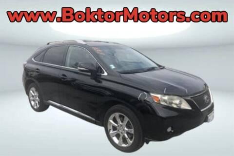 2010 Lexus RX 350 for sale at Boktor Motors in North Hollywood CA