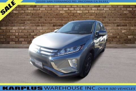 2020 Mitsubishi Eclipse Cross for sale at Karplus Warehouse in Pacoima CA