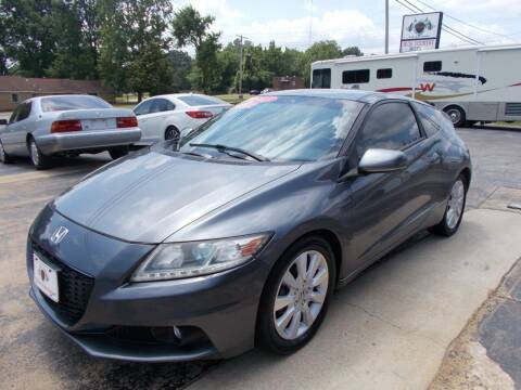 2013 Honda CR-Z for sale at High Country Motors in Mountain Home AR