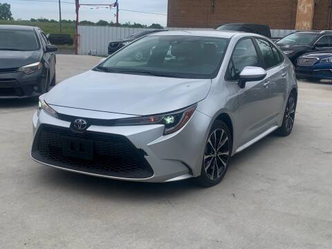 2020 Toyota Corolla for sale at Auto Hunters in Houston TX