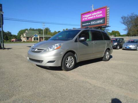2006 Toyota Sienna for sale at Michigan Auto Sales in Kalamazoo MI