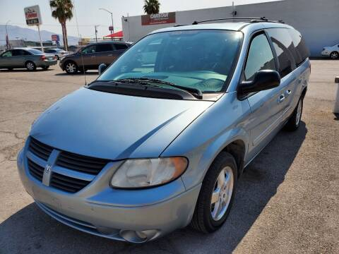 2005 Dodge Grand Caravan for sale at TJ Motors in Las Vegas NV