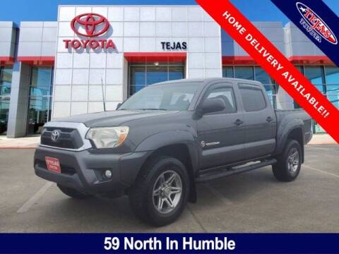 2013 Toyota Tacoma for sale at TEJAS TOYOTA in Humble TX