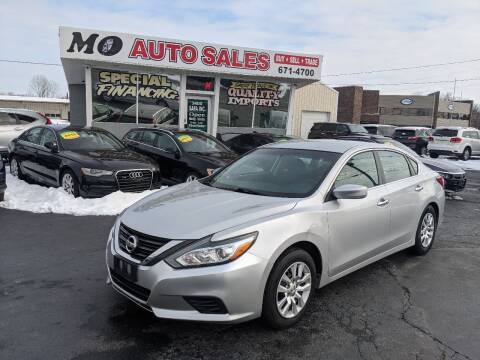 2016 Nissan Altima for sale at Mo Auto Sales in Fairfield OH