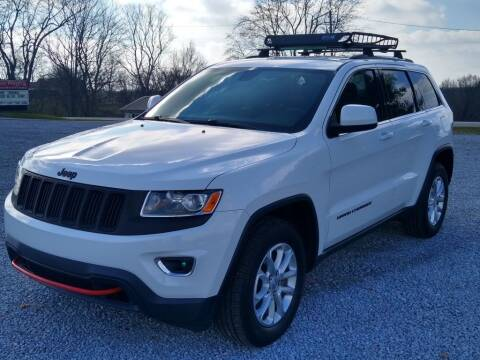 2015 Jeep Grand Cherokee for sale at Dealz on Wheelz in Ewing KY
