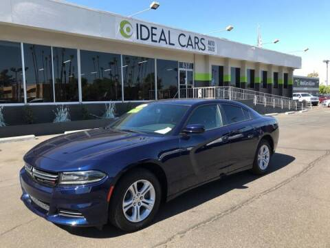 2016 Dodge Charger for sale at Ideal Cars Broadway in Mesa AZ