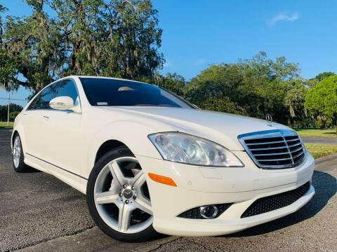 2007 Mercedes-Benz S-Class for sale at FLORIDA MIDO MOTORS INC in Tampa FL