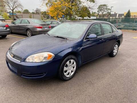 2008 Chevrolet Impala for sale at Your Car Source in Kenosha WI