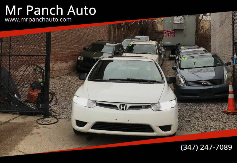 2007 Honda Civic for sale at Mr Panch Auto in Staten Island NY