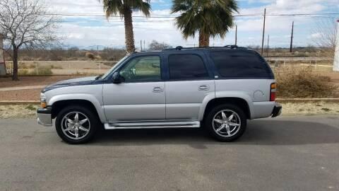 2006 Chevrolet Tahoe for sale at Ryan Richardson Motor Company in Alamogordo NM