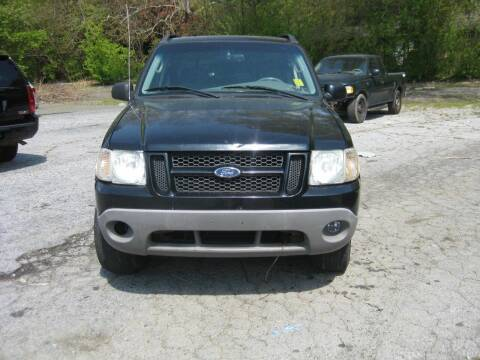 2003 Ford Explorer Sport Trac for sale at LAKE CITY AUTO SALES in Forest Park GA
