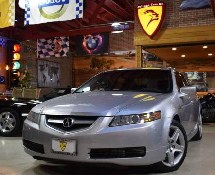2004 Acura TL for sale at Chicago Cars US in Summit IL