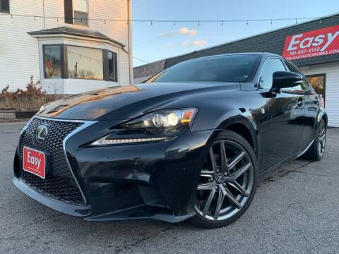 2014 Lexus IS 250 for sale at Easy Autoworks & Sales in Whitman MA