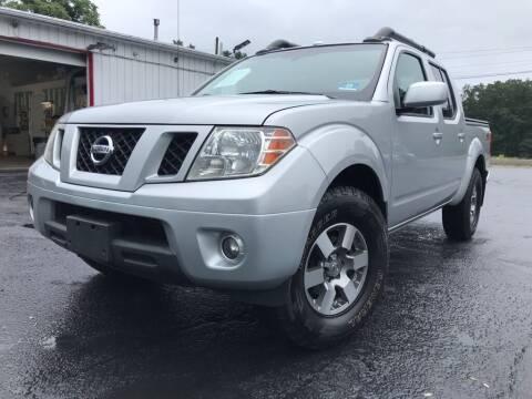 2011 Nissan Frontier for sale at Certified Auto Exchange in Keyport NJ