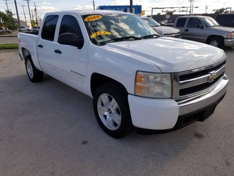 2008 Chevrolet Silverado 1500 for sale at Key City Motors in Abilene TX