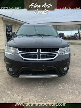 2012 Dodge Journey for sale at Adan Auto Credit in Effingham IL