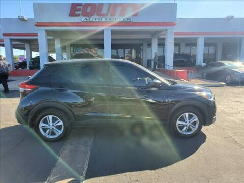 2020 Nissan Kicks for sale at EQUITY AUTO CENTER in Phoenix AZ