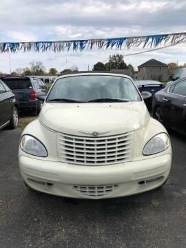 2005 Chrysler PT Cruiser for sale at Stewart's Motor Sales in Byesville OH