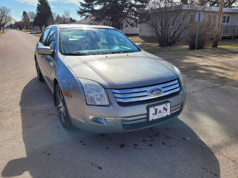 2009 Ford Fusion for sale at J & S Auto Sales in Thompson ND