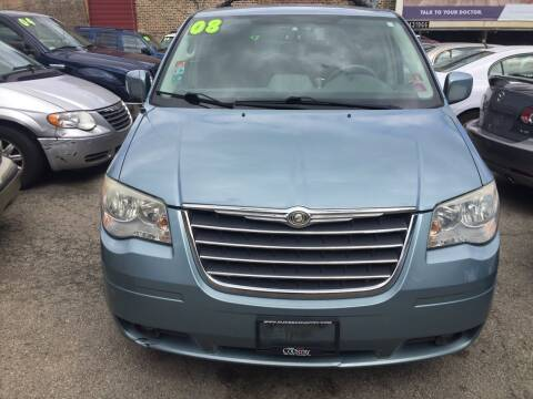 2008 Chrysler Town and Country for sale at HW Used Car Sales LTD in Chicago IL